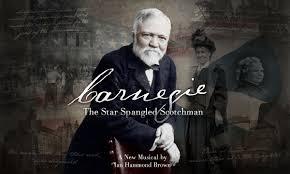 LAVERNE EDMONDS – Carnegie, The Star Spangled Scotchman