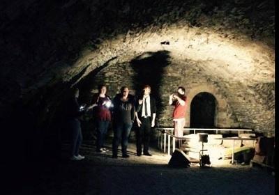 Madeleine McGirk in Vaults