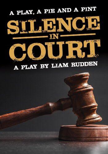 Mat Urey in Silence in Court