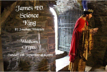 Madeleine McGirk in James IV: Science King!