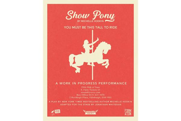Madeleine McGirk in 'Show Pony'