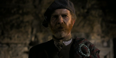 Colin Moncrieff & Nick Cheales in BBC Scotland's 'Blood of the Clans'